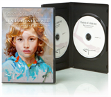 Portrait of a little boy DVD